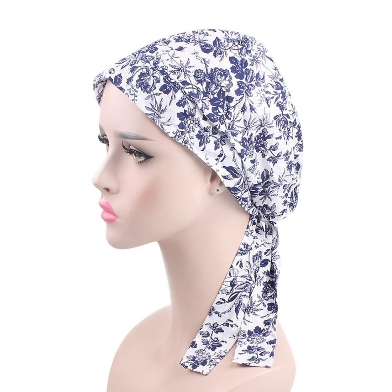 Tianya Head Scarf for Women Summer Thin Head Wrap Turban Hat Ladies Head Cover Bandana Headwear for Chemo, Cancer, Hair Loss, Sleep Sleep (Beige)