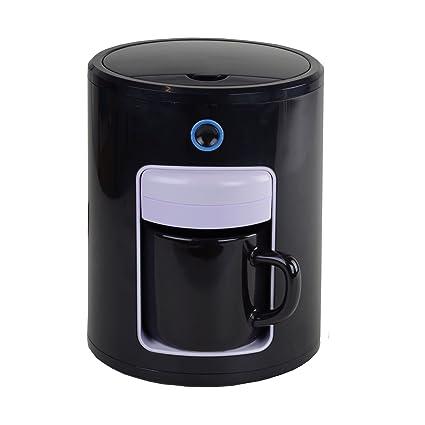 Cafetera eléctrica 12 V 145 W, color negro, para coche: Amazon.es: Coche y moto