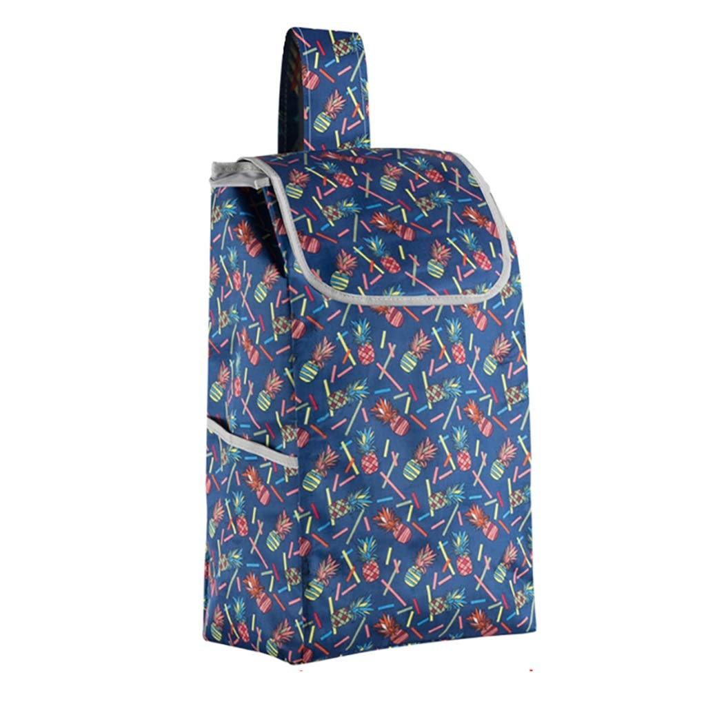 FKDECHE Shopping Trolley Replacement Bag/Shopping Cart Bag/Spare for Trolley Bag 28L