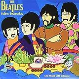 img - for The Beatles Yellow Submarine 2018 Calendar book / textbook / text book
