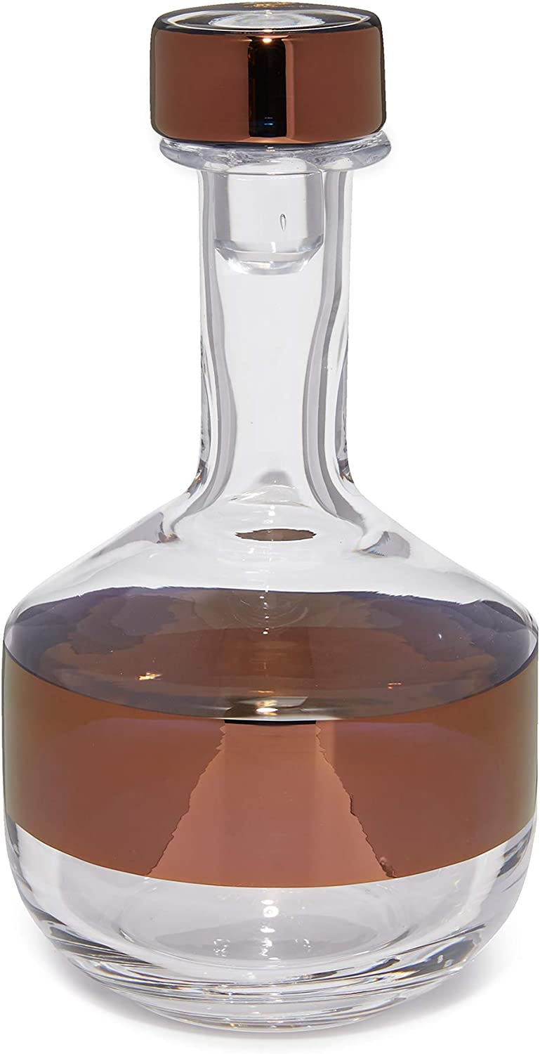Tom Dixon Men's Tank Whisky Decanter