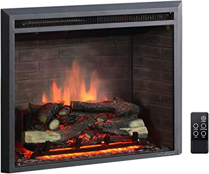 Amazon Com Puraflame 26 Inches Western Electric Fireplace Insert