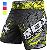 RDX MMA Stretch Shorts Clothing Training Cage Fighting Grappling Martial Arts UFC Muay