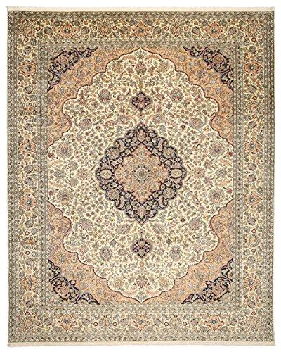 RugVista Kashmir Pure Silk Rug 9'1