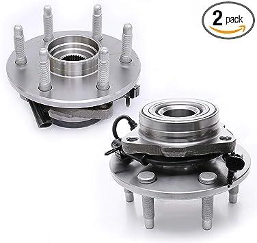 Front Wheel Hub Bearing Assembly for 02-06 Cadillac Escalade 4WD 515036
