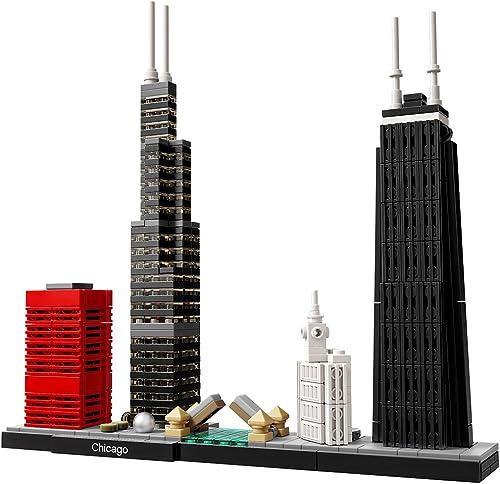 Lego Architecture Chicago 21033 Skyline