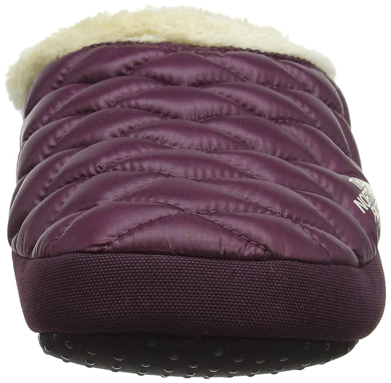 a8dcceac95 The North Face Damen Thermoball Faux Fur Iv Tent Pantoletten: Amazon.de:  Schuhe & Handtaschen