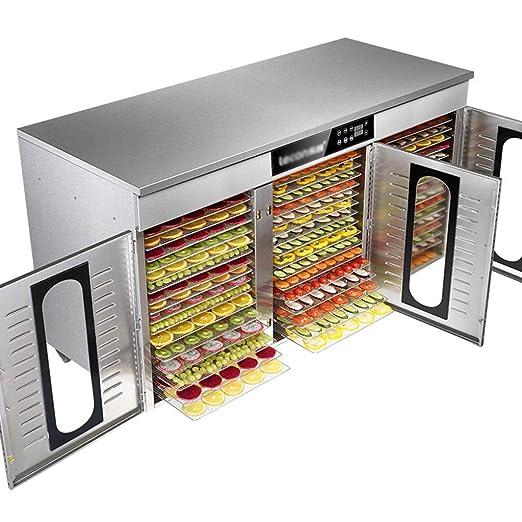 ROMX Secadora de Alimentos Grandes comerciales Deshidratador ...