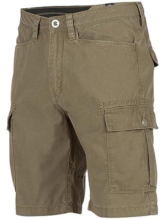 8b5501c661f2d Volcom Men's Shorts granite Park Cargo Shorts Green, Men, Granite Park  Cargo Short Herren kurze Hose Grün