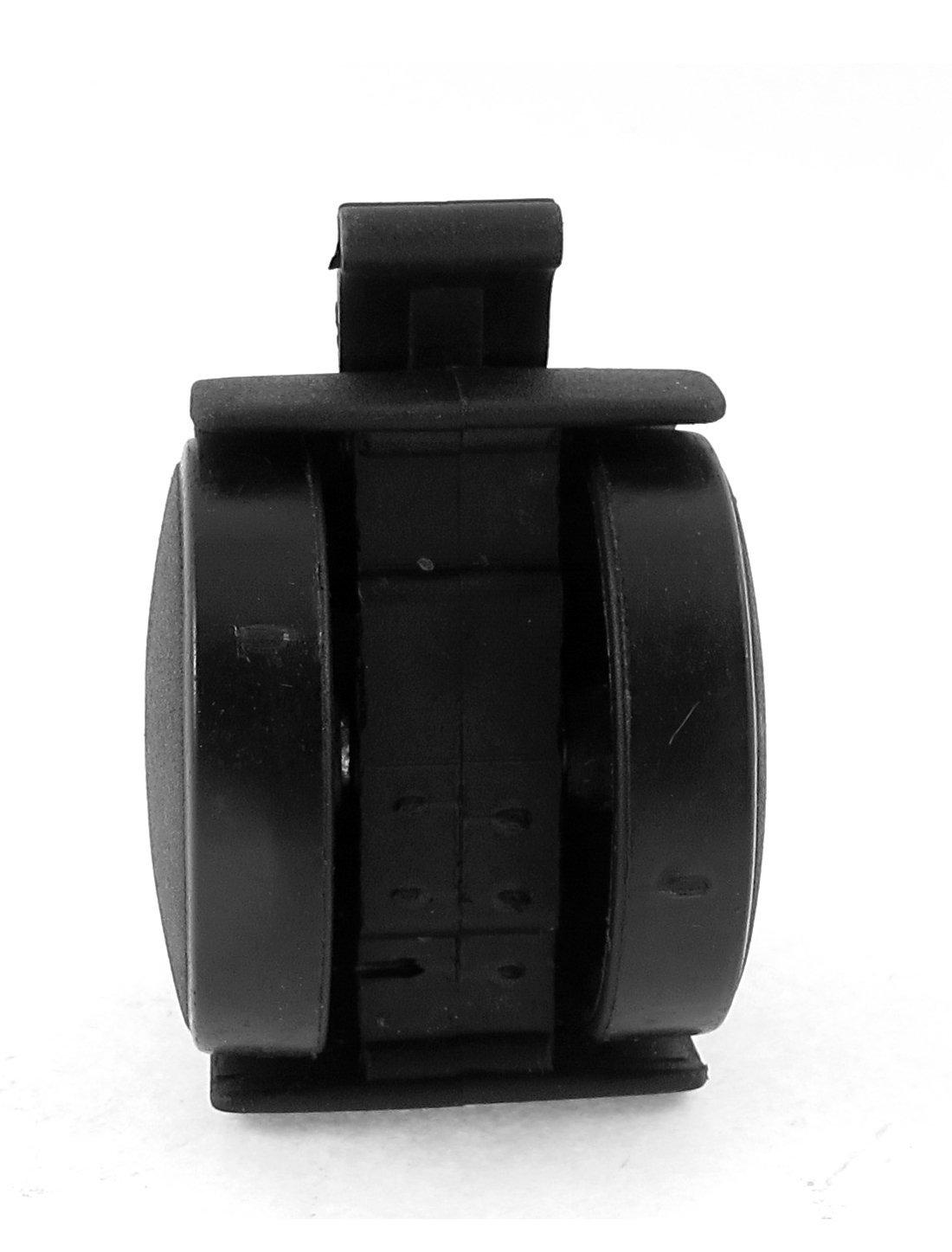 eDealMax a15042400ux0067 1.5 Doble rueda DE 3/8 roscado Stem de ...
