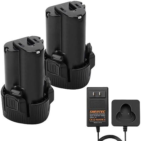 Amazon.com: Shentec - Batería de ion de litio y cargador ...