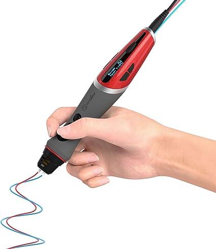 Scribbler 3d pen Duo del mundo primer dual-nozzle 3d impresión ...