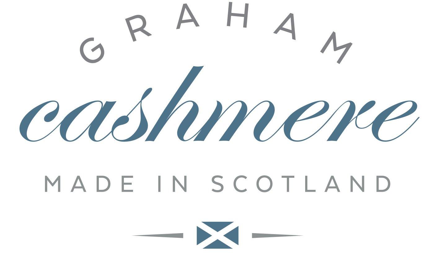 Graham Cashmere Women's Pure Scottish Cashmere Wristwarmers One size Gray by Graham Cashmere (Image #6)