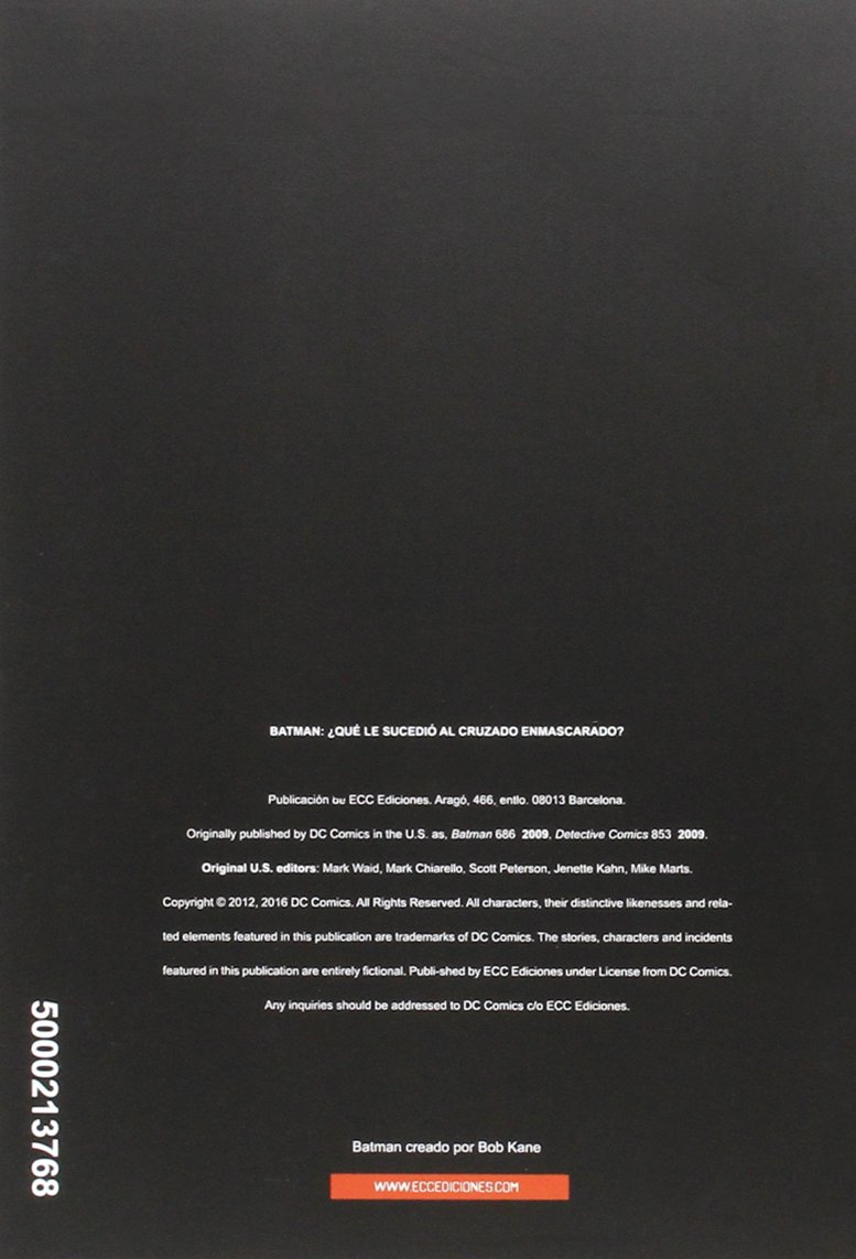 Batman Begins (Edición Con Comic) Blu-Ray [Blu-ray]: Amazon ...