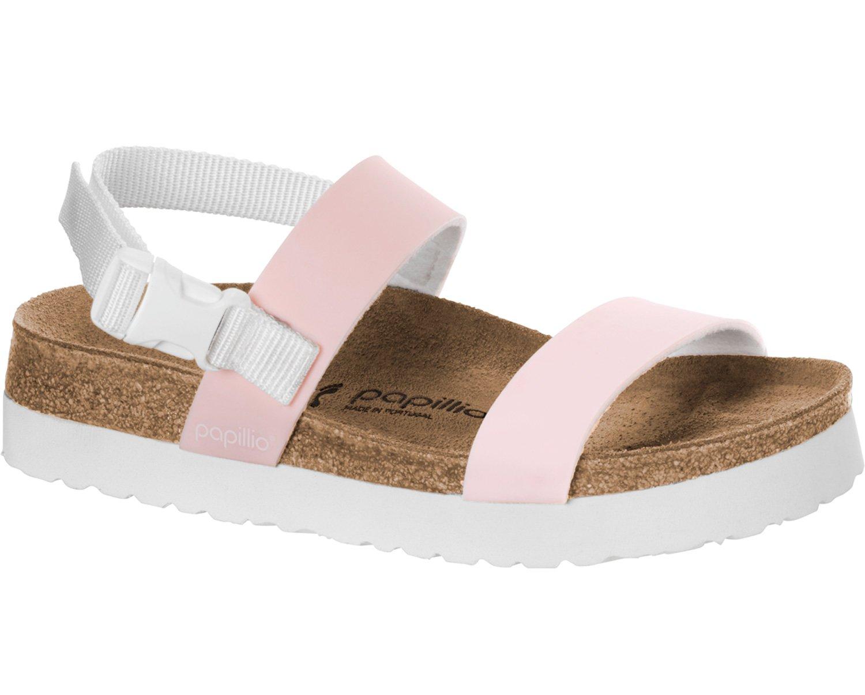 Papillio CAMERON POP - Platform sandals - pastel blue PcvQ2JRdG
