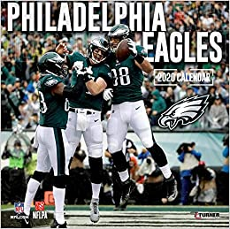 Philadelphia Eagles Calendar 2020 Philadelphia Eagles 2020 Calendar: Inc. Lang Companies