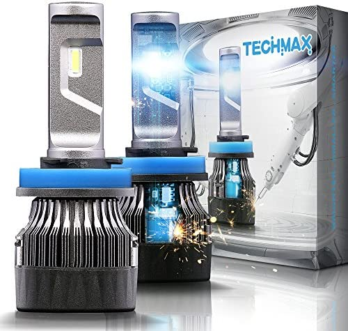 TECHMAX Headlight Extremely Heatsink Conversion product image