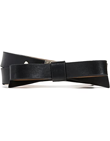 7935a9b4db0 Kate Spade New York Women s Leather Bow Belt