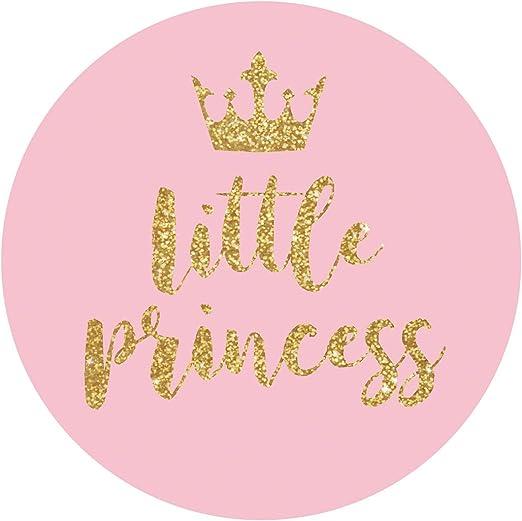 Amazon.com: magjuche rosa Little pegatinas de purpurina de ...