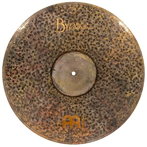 Meinl Cymbals B19EDTC Byzance 19-Inch Extra Dry Thin Crash Cymbal (VIDEO) ()