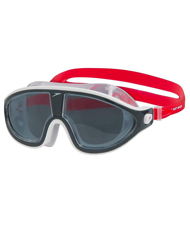da990e4b1f3 Speedo Unisex's Biofuse Rift Mask Goggles, Bondi Blue/White/Clear, One  Size: Amazon.co.uk: Sports & Outdoors