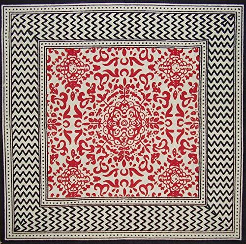 India Arts Moroccan Print Cotton Napkin 17