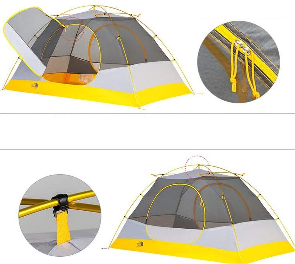 Anti-UV,SpaciousZelt, Wasserdichte Atemschutz Camping Camping Camping Zelte 2 Person 3 Saison Ultralight Wandern Windproof Outdoor Zelt B07PBDDXYY Kuppelzelte Hochwertig 8f25d0