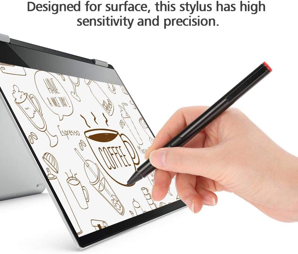 ASHATA Stylus Pen,Touch Screen Pen Stylus Replacement,High Sensitivity Touching Touch Pen Anti-Scratch Smooth Touch Pen for Lenovo