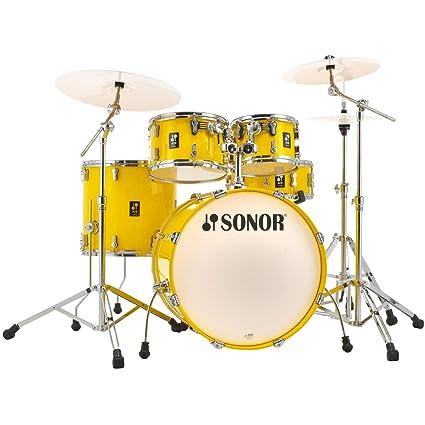Sonor aq1 Stage Juego de batería Lite Yellow