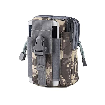 Men/'s Outdoor Camping Bags,Tactical Molle Backpacks,Pouch Belt Bag,Military