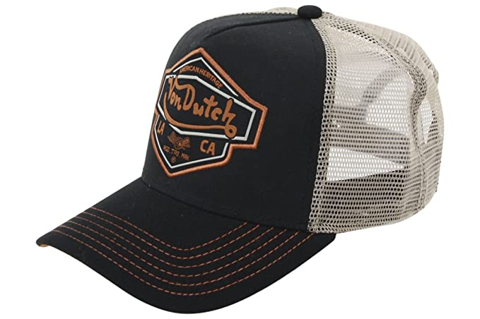 Amazon.com  Von Dutch Mens HAT  c5b7dac27733