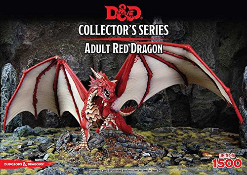 D&D Red Dragon Game