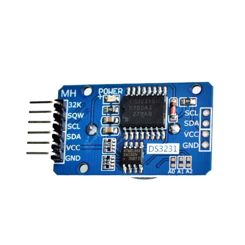 Aiming Per Arduino DS3231 AT24C32 ZS042 IIC Modulo di precisione RTC Real Time Clock di memoria Nuovo