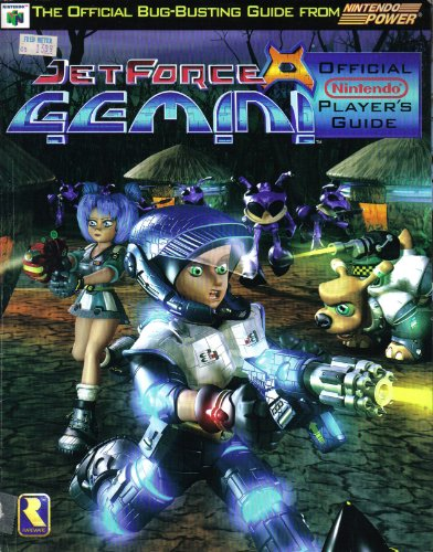 (Jet Force Gemini Official Nintendo Player's)