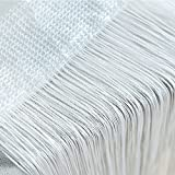 Bowake Clearance! String Curtains Patio Net Fringe for Door Fly Screen Windows Divider Cut To Size (A)