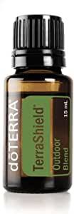 dōTERRA, TerraShield, Outdoor Blend, Essential Oil, 15ml