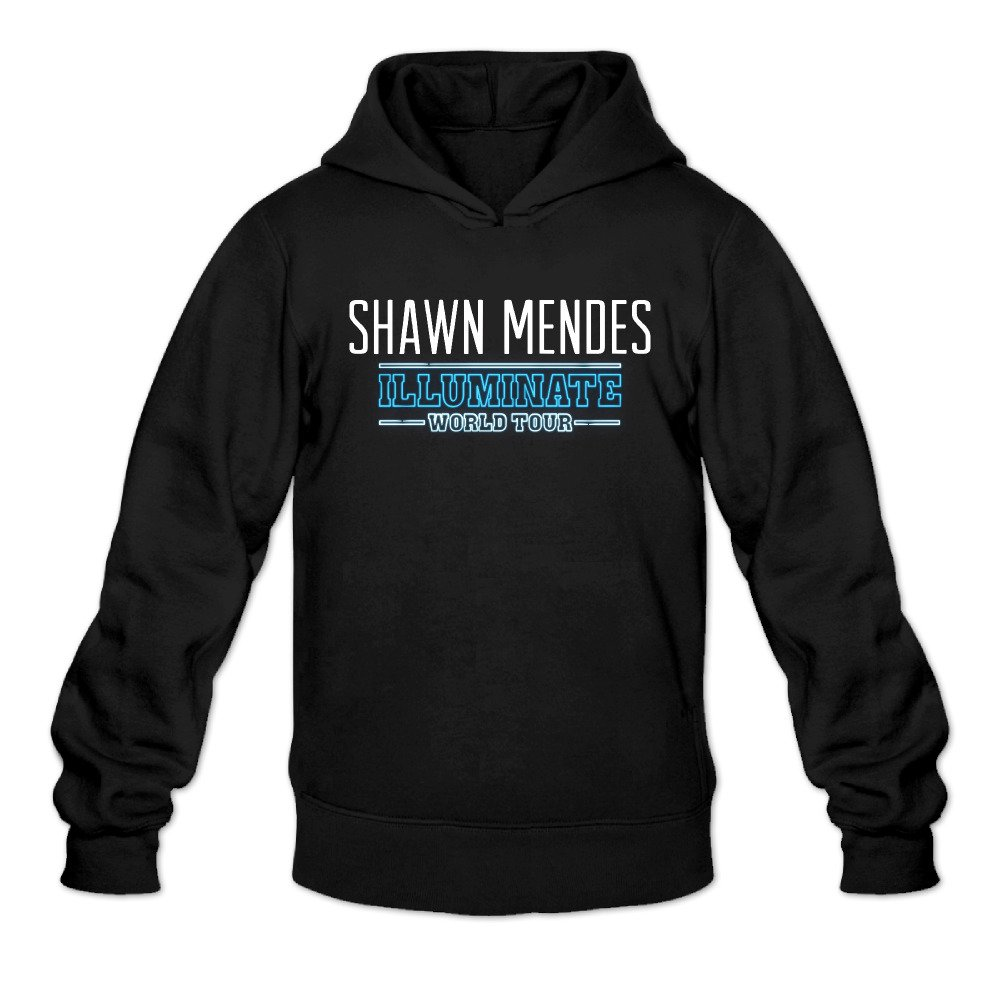 8996e915 Men's Shawn Mendes Illuminate World Tour Fashion Sweatshirt Hoodie:  Amazon.ca: Books