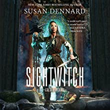 Sightwitch Audiobook by Susan Dennard Narrated by Cassandra Campbell, Bahni Turpin, Saskia Maarleveld, full cast