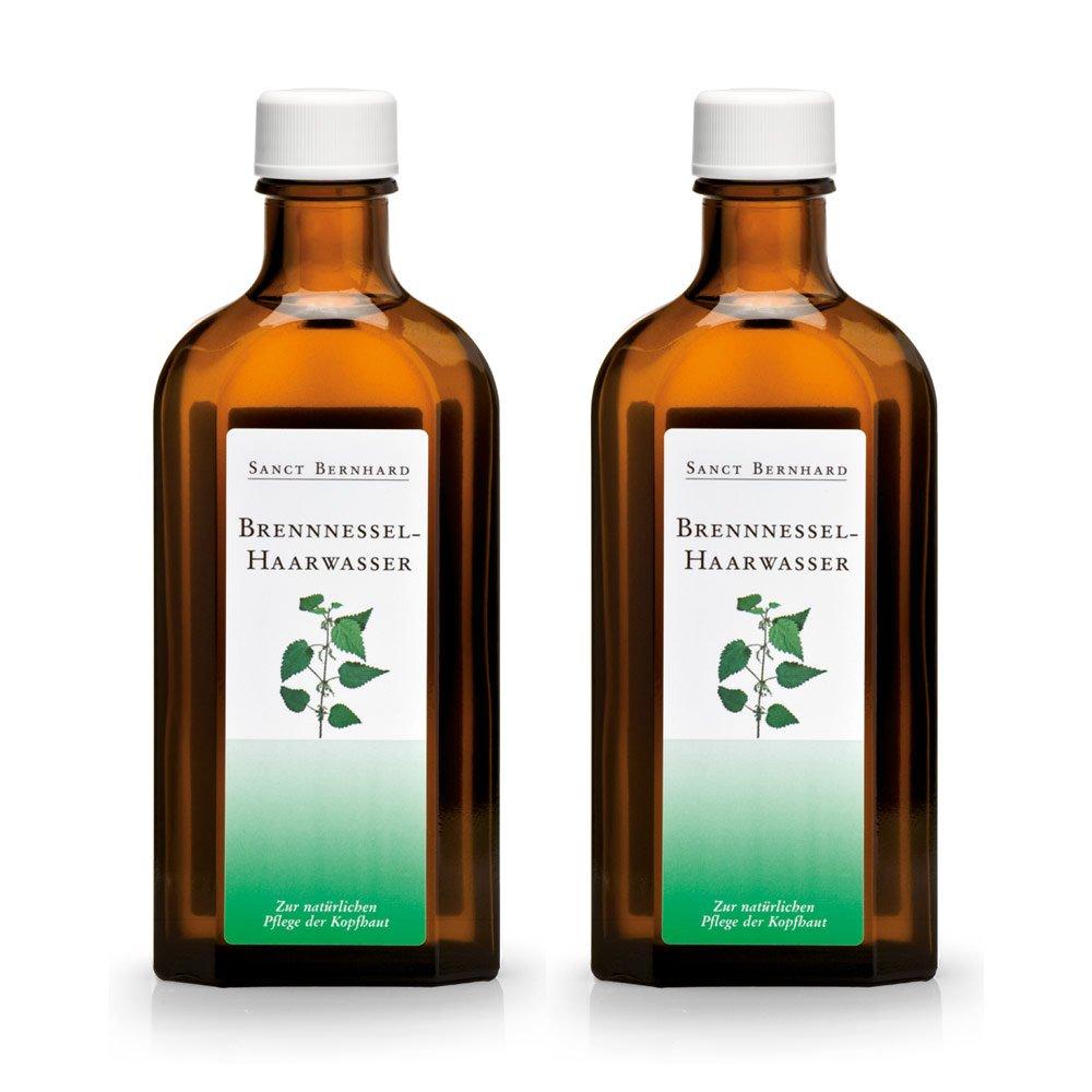 Sanct Bernhard Brennnessel-Haarwasser mit Brennnessel-Extrakt 2 x 150 ml