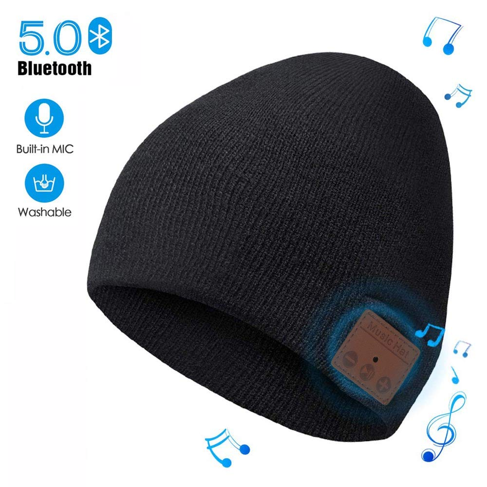 Great Bluetooth hat.