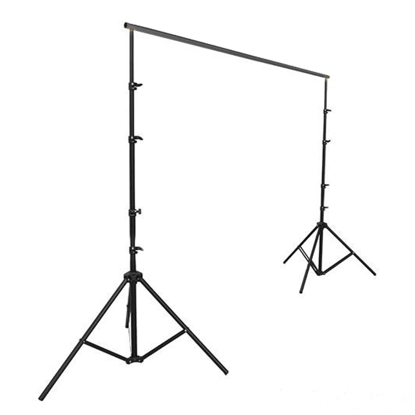 Efavormart 12ft x12ft Heavy Duty Pipe and Drape Kit Wedding Photography Backdrop Stand by Efavormart.com