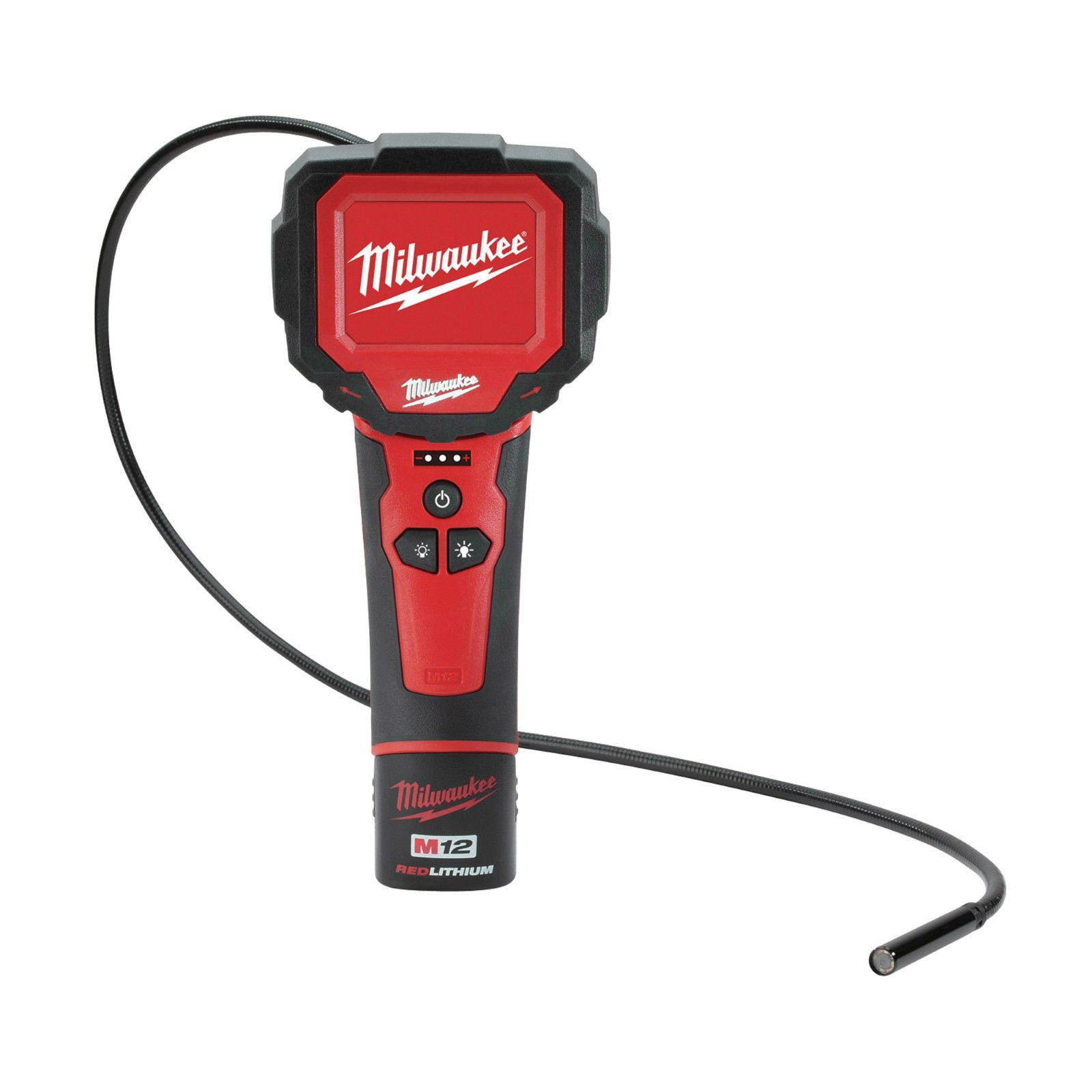 Milwaukee 2313-21 M-spector 360 Cordless Camera Video Inspection Kit System by Milwaukee Electric Tools