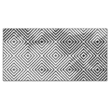 Alhambra Arte Rectangle Tablecloth: Small Dining Room Kitchen Woven Polyester Custom Print