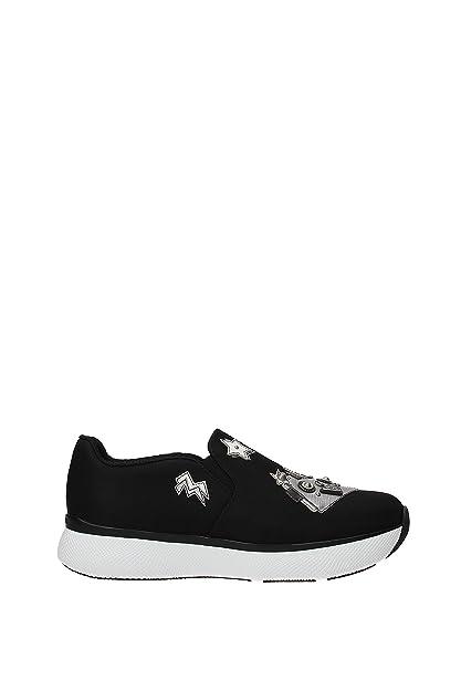 Zapatillas sin Cordones Prada Mujer - Nylon (1S353INERO) 38 EU