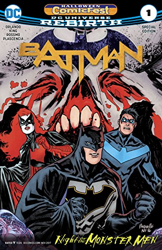 Batman Halloween Comic Fest Special Edition (2017) #1 (Batman (2016-))