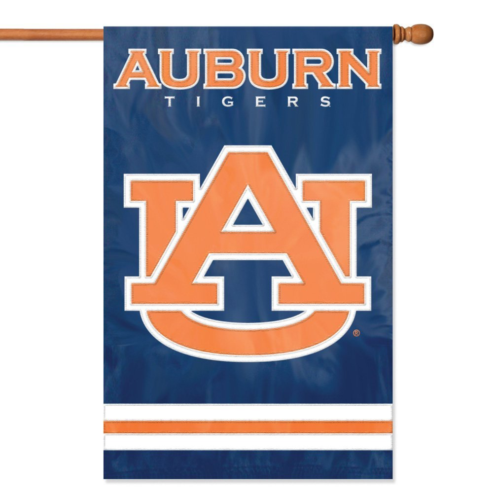Party Animal Auburn Tigers Banner College Flag
