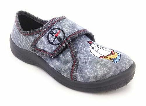 Sconto Fischer Ina amazon-shoes grigio Qualità assicurata