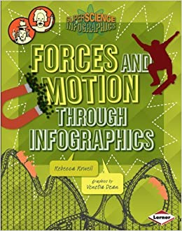 Forces and Motion Through Infographics (Super Science Infographics) by Rebecca Rowell (2013-08-01)