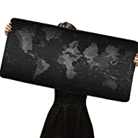 Cmhoo XXL Gaming Mouse Mat Extended & Extra Large Mouse Pad (80x40 Map)