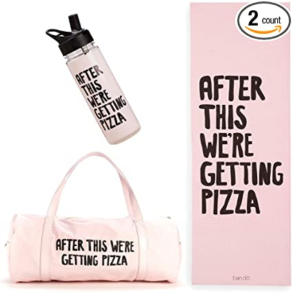 Ban.do After This We re Getting Pizza Active Accessories for Women (Gym 2a6a81d24fa05